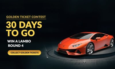 30 Days Left - FreeBitco.in Lamborghini Giveaway Contest