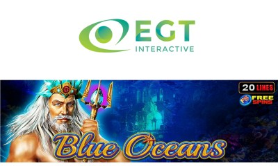 EGT Interactive Announces Details of its New Video Slot Blue Oceans