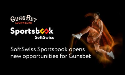 SoftSwiss Sportsbook launches its third brand-new project with Gunsbet.com