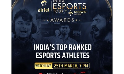 First edition of airtel India esports tour to conclude with a grand award ceremony