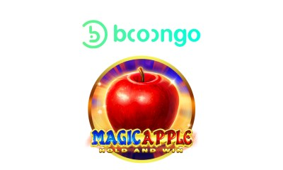 Booongo unveils tempting new hit Magic Apple