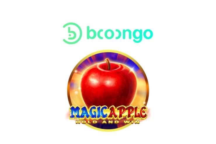 Booongo memperkenalkan Magic Apple hit baru yang menggoda