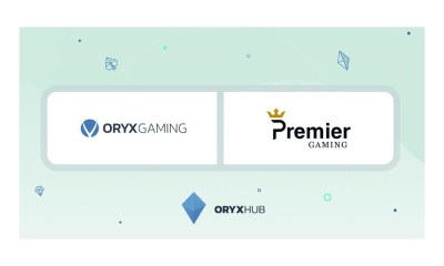 ORYX takes content live with Premier Gaming brands