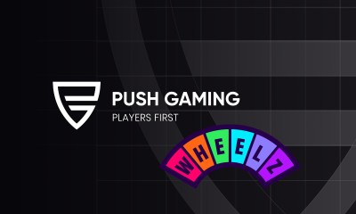 Push Gaming secures exposure with Wheelz