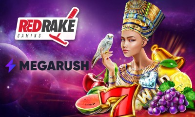 Red Rake Gaming partners with MegaRush Casino