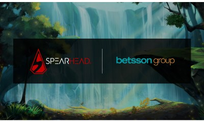 Spearhead Studios and Betsson Group ink new content partnership