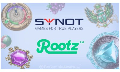 Synot Games Signs Partnership Deal with Rootz