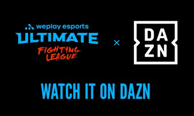 DAZN to stream WePlay Ultimate Fighting League on its global platform