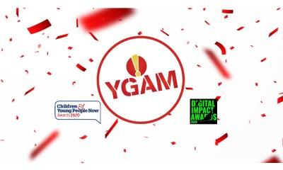 YGAM win four national awards including prestigious PSHE Education Award