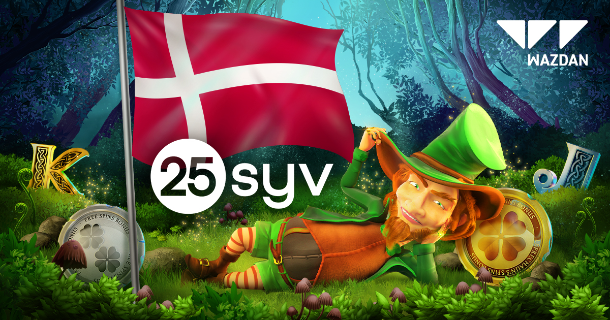 Wazdan takes exclusive content live in Denmark with 25syv – Mare Balticum  Gaming Summit