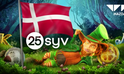 Wazdan takes exclusive content live in Denmark with 25syv
