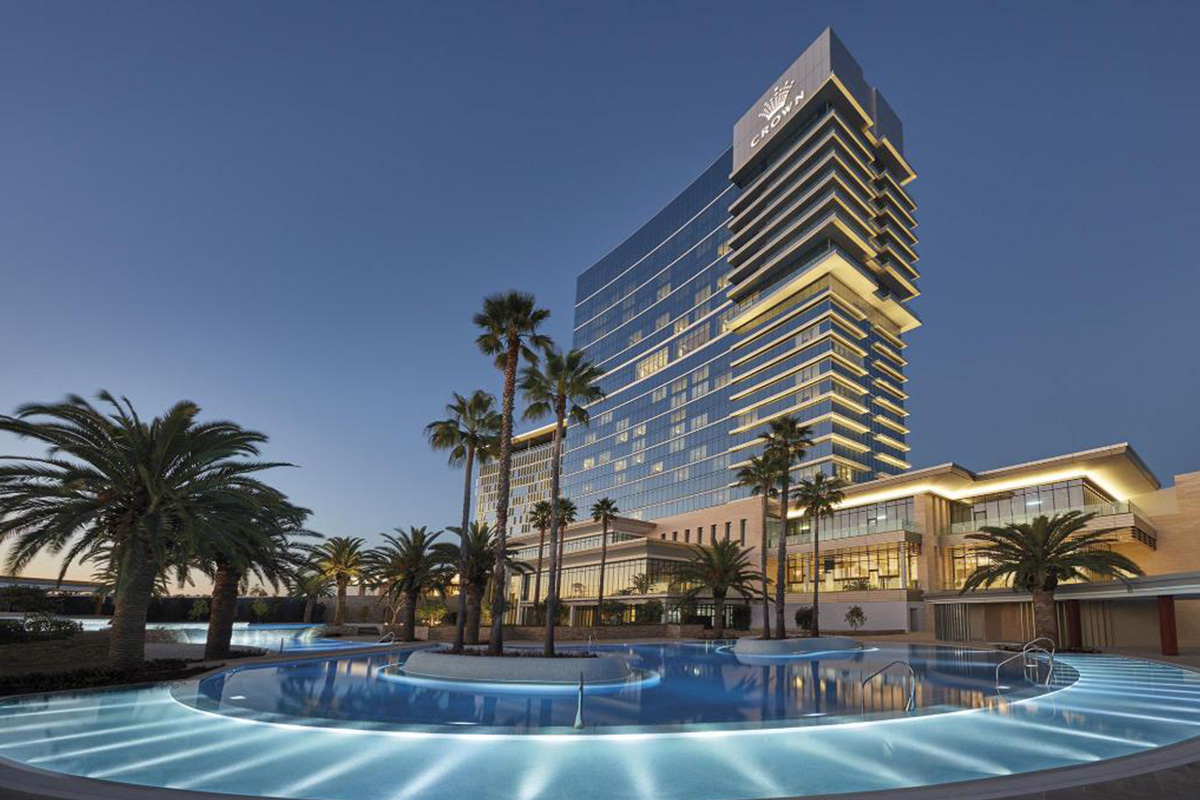 Crown Perth Temporarily Suspends its Gaming and Hospitality Operations