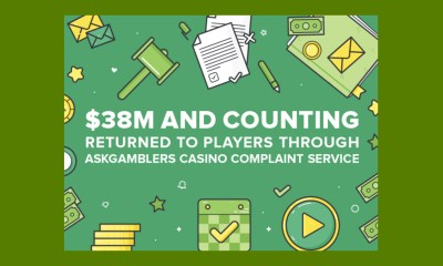 More Than $6.08 Million Returned to Players via AGCCS in 2020