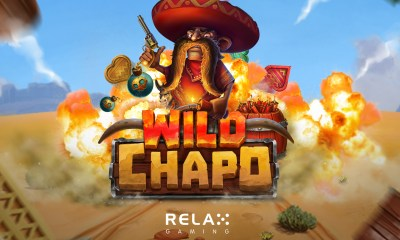 Relax Gaming's Wild Chapo explodes into life