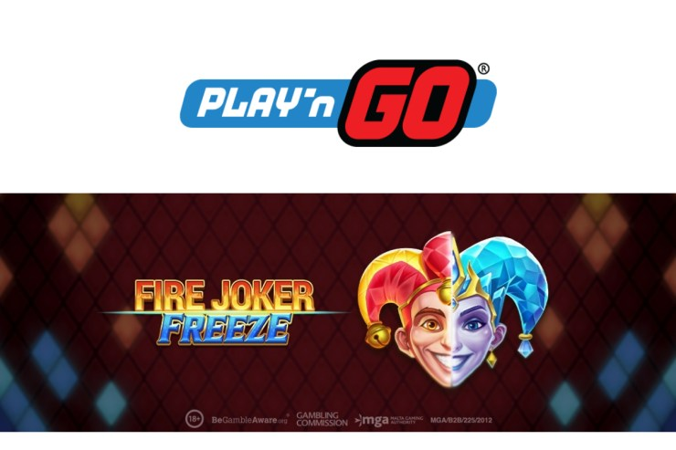 Play'n GO Bring Stacks of Fun with Fire Joker Freeze
