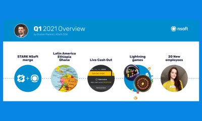 NSoft: Doing Business in Q1 2021: COO overview