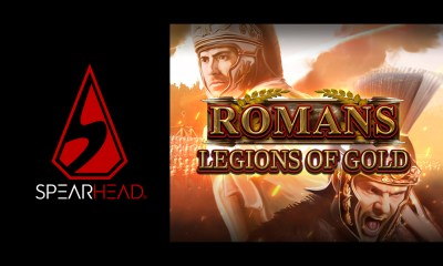 Spearhead Studios releases Romans - Legions of Gold