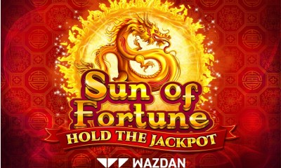 Hold the Jackpot with Wazdan's new hit Sun of Fortune
