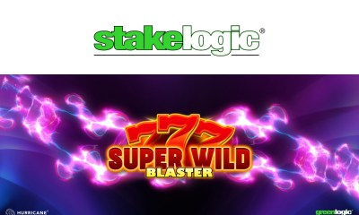 Stakelogic launches Super Wild Blaster