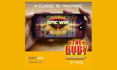 iSoftBet reimagines casino classic in The Ruby Megaways™