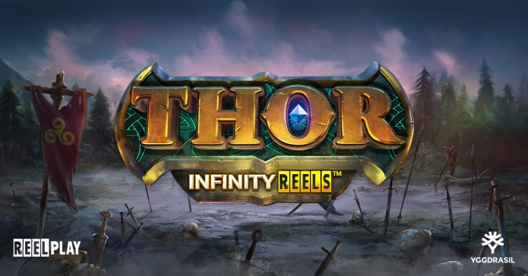 Yggdrasil and ReelPlay hit new heights in latest slot Thor Infinity Reels™