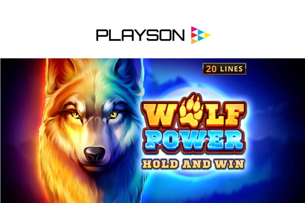 Balapan Playson ke depan kelompok dengan Kekuatan Serigala: Tahan dan Menang