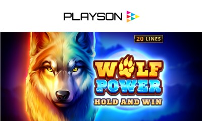 Playson races to the front of the pack with Wolf Power: Hold and Win