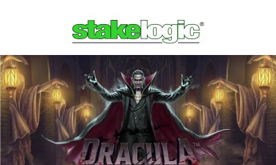Stakelogic to frighten players with launch of Dracula slot