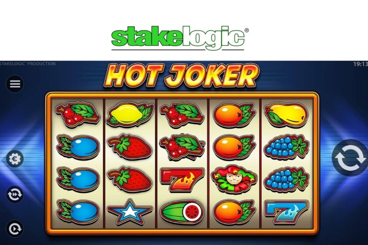 Introducing Hot Joker from Stakelogic