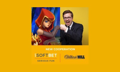 William Hill begins major iSoftBet content rollout with exclusive Moriarty Megaways™ launch