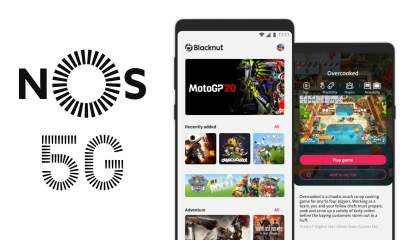 Blacknut and NOS team up to offer Portugal's first 5G cloud gaming experience!