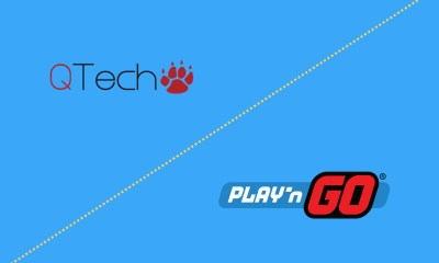 QTech Games strengthens its premium platform with Play'n GO