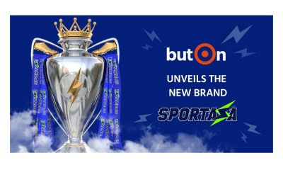 ButOn launches debut sportsbook and casino Sportaza