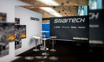 Snaitech to Integrate Spinmatic's Video Slots