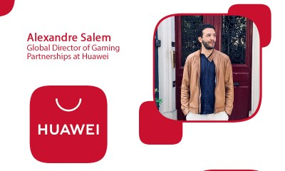Exclusive Q&A with Alexandre Salem, Global Director of Gaming Partnerships at Huawei