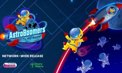 FunFair Games lifts-off AstroBoomers: To the Moon! into network-wide orbit