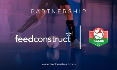FeedConstruct Strikes an Exclusive Deal with Belarusian Futsal Premier League