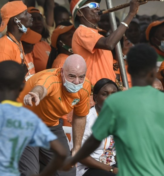 Youth football and unity take centre stage in Côte d'Ivoire