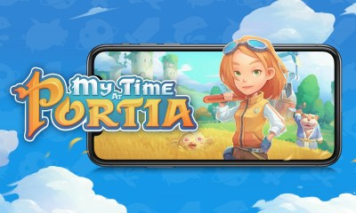 Hit Game, My Time at Portia, is Coming to Mobile