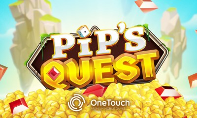 OneTouch launches thrilling new slot Pip's Quest
