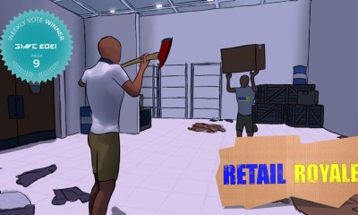 Retail Royale wins Weekly Vote at the Game Development World Championship