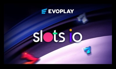 Evoplay celebrates Estonia debut with Slots.io