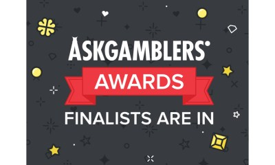 The AskGamblers Awards Finalists' Names Are in and the Voting Can Begin