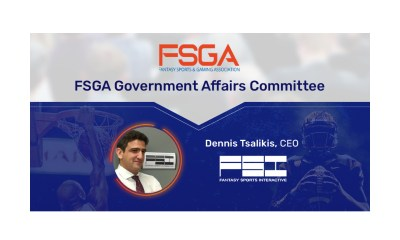 FSI CEO on the Government Affairs Committee of the Fantasy Sports & Gaming Association