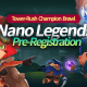Nano Legends available for pre-registration on Android