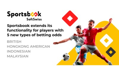 SoftSwiss Sportsbook introduces Quickbet, BetCashout, Maxstake and BetBuilder