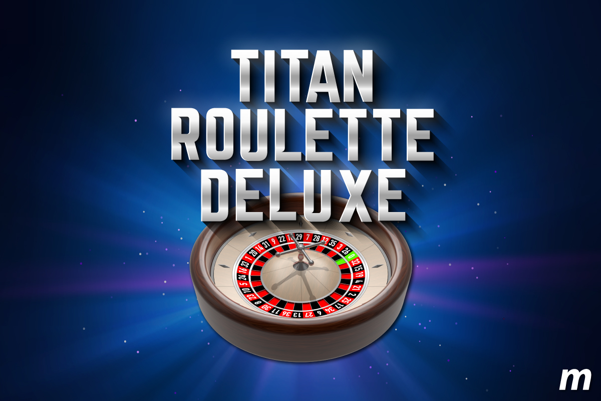 Titan Roulette Deluxe – a True Deluxe Experience