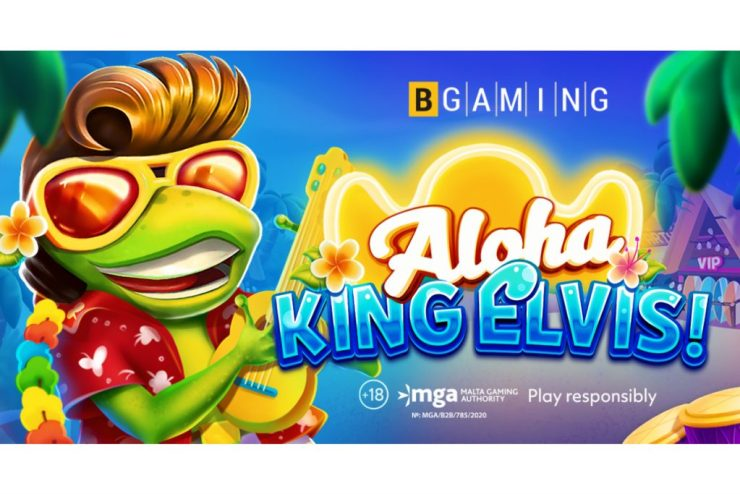 Elvis Frog to perform in Hawaii: BGaming to release a sequel of its most popular title!