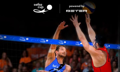 BETER launches new discipline – beach volleyball