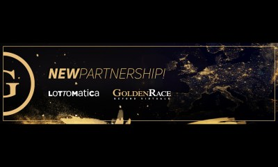 GoldenRace and Lottomatica Extend Their Partnership in the Italian Market